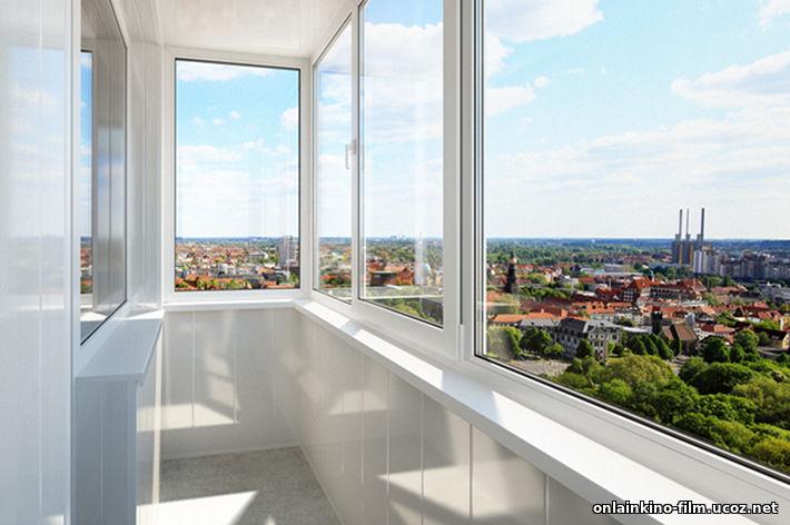 Пвх-панели для балкона.